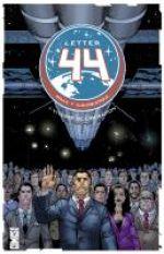 Letter 44 T1 : Vitesse de libération (0), comics chez Glénat de Soule, Jiménez alburquerque, Jackson, Major