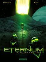 Eternum T1 : Le Sarcophage (0), bd chez Casterman de Bec, Jaouen