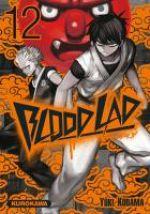 Blood lad T12, manga chez Kurokawa de Kodama