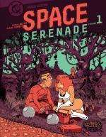 Space serenade, bd chez Fluide Glacial de Witko, Bernstein