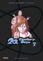 20th Century Boys – Edition deluxe, T7, manga chez Panini Comics de Urasawa