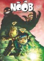 Noob T10 : À la guerre comme à la guerre ! (0), bd chez Soleil de Fournier, Cardona, Torta