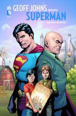 Geoff Johns présente – Superman, T6 : Origines secrètes (0), comics chez Urban Comics de Johns, Frank, Anderson