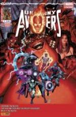 Uncanny Avengers (revue) – V 2, T8 : Avengers du surnaturel ! (0), comics chez Panini Comics de Ewing, Remender, Ross, Larroca, Coello, Renaud, Rosenberg, Milla, Adams