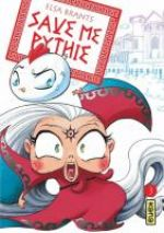 Save me pythie  T3, manga chez Kana de Brants