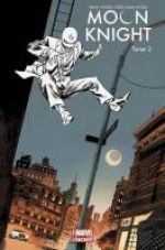 Moon Knight (vol.7) T2 : Black-out (0), comics chez Panini Comics de Wood, Camuncoli, Smallwood, Bellaire, Shalvey