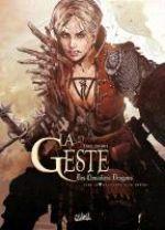 La geste des Chevaliers Dragons T20 : Naissance d'un Empire (0), bd chez Soleil de Ange, Looky, Paitreau