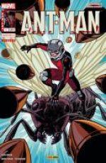 Ant-Man (revue) T1 : Travail de fourmi (0), comics chez Panini Comics de Casalli, Spencer, Kurth, Rosanas, Boyo, Gho, Samnee