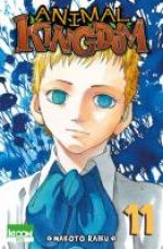Animal kingdom T11, manga chez Ki-oon de Raiku