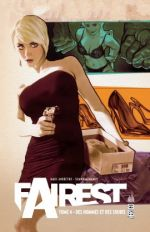 Fairest T4 : Des hommes et des souris (0), comics chez Urban Comics de Andreyko, Willingham, McManus, Loughridge, Hughes