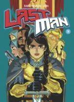 Lastman T7, manga chez Casterman de Balak, Sanlaville, Vivès