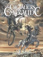 Les Chevaliers d'Emeraude T5 : La Première invasion (0), bd chez Casterman de Robillard, Oger