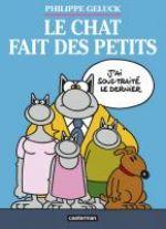 Le chat T20 : Le Chat fait des petits (0), bd chez Casterman de Geluck