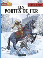 Jhen T15 : Les Portes de fer (0), bd chez Casterman de Cornette, Frissen, Teng, Robin