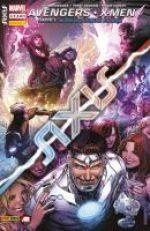 AXIS - Avengers & X-Men T3 : Nouveau Désordre Mondial (0), comics chez Panini Comics de Remender, Kubert, Dodson, Milla, Martin, Delgado, Aburtov, Cheung