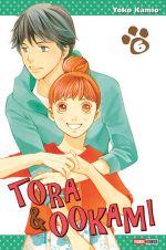 Tora & Ookami  T6, manga chez Panini Comics de Kamio