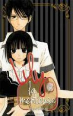 Lily la menteuse T15, manga chez Delcourt de Komura