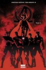 The New Avengers (vol.3) T2 : Infinity (0), comics chez Panini Comics de Hickman, Deodato Jr, Martin jr, Beredo