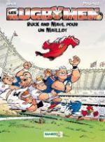Les rugbymen T13 : Ruck and maul pour un maillot (0), bd chez Bamboo de Beka, Poupard