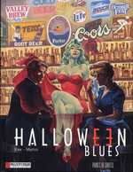Halloween blues T4 : Point de chute (0), bd chez Le Lombard de Mythic, Kas, Graza