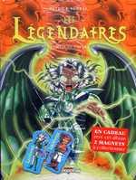 Les Légendaires T6 : Main du futur (0), bd chez Delcourt de Sobral