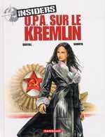 Insiders – Saison 1, T5 : OPA sur le Kremlin (0), bd chez Dargaud de Bartoll, Garreta, Charrance, Kness