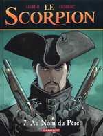 Le scorpion T7 : Au nom du père (0), bd chez Dargaud de Desberg, Marini