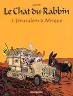 Le chat du rabbin T5 : Jérusalem d'Afrique (0), bd chez Dargaud de Sfar, Findakly