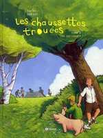 Les chaussettes trouées T2 : Les Parisiens (0), bd chez Emmanuel Proust Editions de Tarek, Batist
