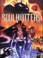 Soulhunters T1 : L'âme fatale (0), bd chez Soleil de Meirinho, Jeroda, Stamb