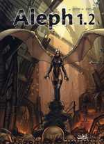 Aleph T2 : Le neuvième Dragon (0), bd chez Soleil de Istin, Dim. D