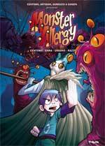 Monster Allergy T14 : De nouveau réunis (0), bd chez Soleil de Enna, Centomo, Razzi, Urbano, Collectif