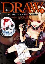 Draw T3, manga chez Delcourt de Okuse, Abeno