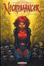 Necromancer T1 : Face aux ténèbres (0), comics chez Delcourt de Ortega, Manapul, Collectif