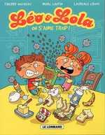 Léo et Lola T1 : On s'aime trop ! (0), bd chez Le Lombard de Cantin, Nouveau, Lacroix
