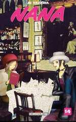 Nana T14, manga chez Delcourt de Yazawa