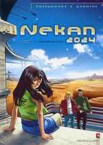 Nekan 2024 T1 : Souvenirs du futur (0), bd chez Vents d'Ouest de Poissonnet, Gardiol, Ruby