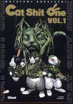 Cat Shit One T1, manga chez Glénat de Kobayashi