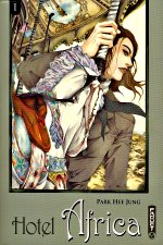 Hotel Africa T1, manga chez Paquet de Park Hee