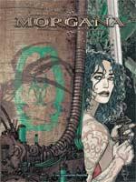 Morgana T4 : La voix des Eons (0), bd chez Les Humanoïdes Associés de Enoch, Alberti