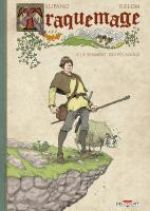 Traquemage T1 : Le Serment des pécadous (0), bd chez Delcourt de Lupano, Relom, Degreff