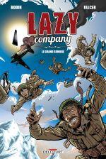 Lazy Company T1 : Le Grand Sombre (0), bd chez Delcourt de Bodin, Ullcer