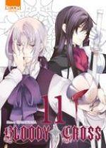 Bloody cross T11, manga chez Ki-oon de Komeyama