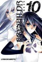 Brynhildr in the Darkness T10, manga chez Tonkam de Okamoto