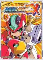 Megaman ZX T2, manga chez Nobi Nobi! de Ogino, Capcom