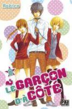 Le garçon d'à côté T8, manga chez Pika de Robico
