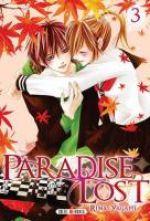 Paradise lost T3, manga chez Soleil de Yagami