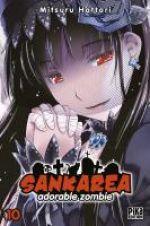 Sankarea - adorable zombie T10, manga chez Pika de Hattori