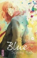 Blue spring ride T10, manga chez Kana de Sakisaka