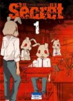Secret T1, manga chez Ki-oon de Tonogai